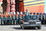 Принимал парад министр обороны России генерал армии Сергей Шойгу