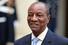 Альфа Конде, президент Гвинейской Республики
