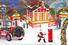 «Дом рождественского света» фонда Константина Хабенского и рождественские базары БФ «Дорога вместе»