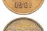1/2 копейки 1961 года, 550 000 рублей