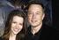 Сооснователь Tesla и SpaceX Илон Маск и актриса Талула Райли