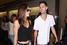 Сооснователь Snapchat Эван Шпигель и модель Миранда Керр