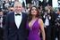 Французский миллиардер Франсуа Анри-Пино и актриса Сальма Хайек