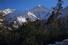 Эльбрус — западная вершина 5642 м, восточная — 5621 м