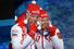Наталья Коростелева, Ирина Хазова, лыжные гонки