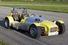 Lotus Seven: спортивный британский кабриолет для города
