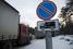 Запрет на въезд грузовиков на МКАД
