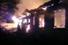 Пожар вспыхнул в психоневрологической клинике №14 поселка Раменье Дмитровского района около 2:20 мск. Пламя быстро охватило все здание, площадь пожара составила 420 квадратных метров. Пожарные прибыли на место пожара с 40-минутным опозданием из-за того,