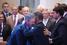 Губернатор Краснодарского края Александр Ткачев и председатель правления ОАО «Газпром» Алексей Миллер