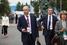 Министр финансов России Антон Силуанов (в центре)