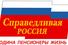 «Справедливая Россия»
