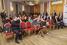 Церемония прошла в отеле Swissotel Krasnye Holmy Moscow, в зале Давос