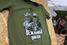 Накануне 9 мая Минобороны анонсировало продажу в праздничные дни одежды и аксессуаров с логотипом «Армия России» и «Вежливые люди» через торговые точки «Военторга». Цена футболки - 400 рублей.