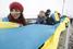 От Львова до Киева, 21 января 1990 года, Украина, 1-3 млн человек