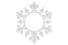 Колье-трансформер Flocon Impérial, белое золото, бриллианты, горный хрусталь