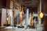 Экспозиция скульптур Цаплина, специально созданная к ужину