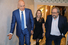 Борис Минц и организаторы вечера
