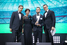 Андрей Романенко (слева), Qiwi, «Эвотор», Ольга Булатова, EY, Илья Сачков, Group-IB, и Михаил Романов, EY.