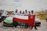 Участники ралли из Омана на перевале около города Курмайёр