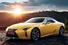 Lexus LC 500 Yellow Edition