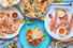 Рыбное меню в «Рукколе»