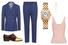 Жакет, брюки – все, Kiton; часы, Cartier; серьга, Sarah & Sebastian; броги, Marni; топ, T by ALEXANDER WANG
