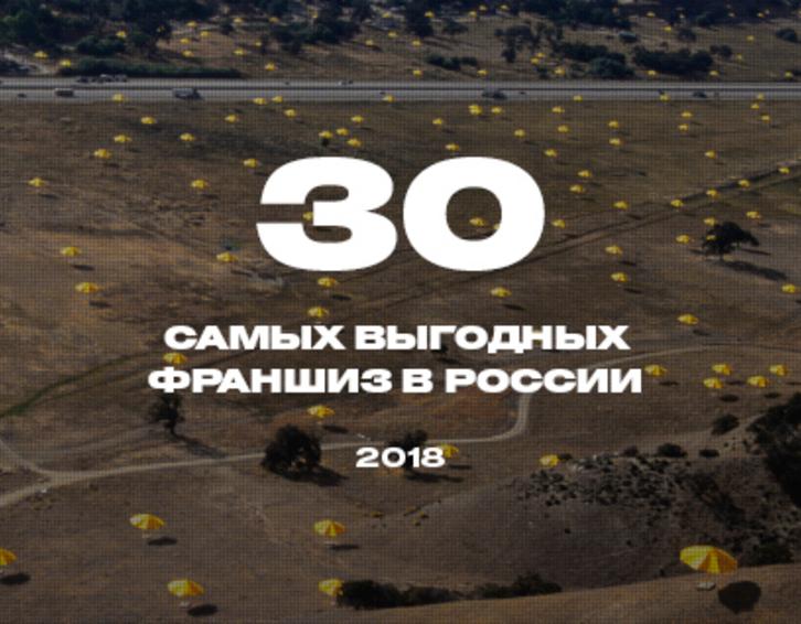 Рейтинг франшиз 2018