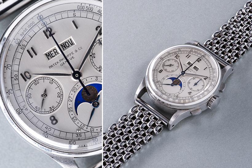 d779961f6bbb Самые дорогие в мире Patek Philippe проданы на аукционе Phillips за ...