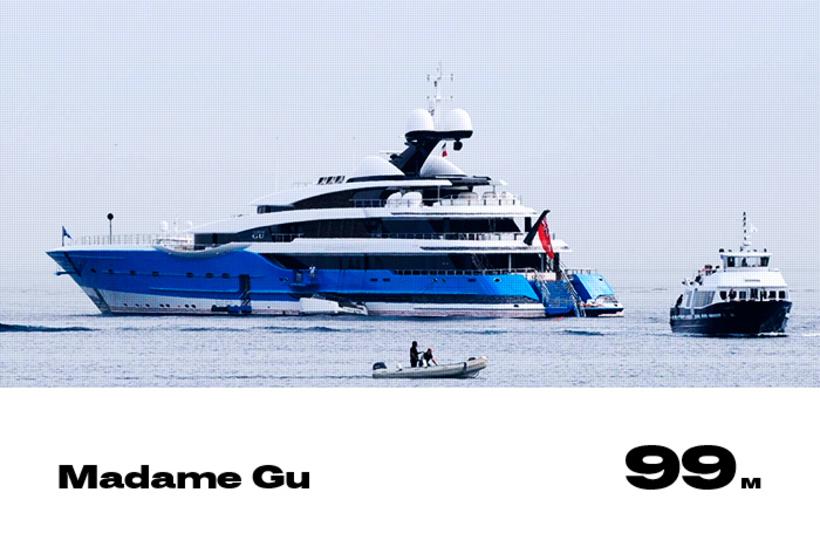 10. Madame Gu