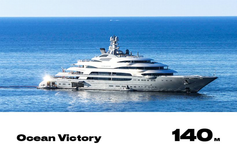 4. Ocean Victory