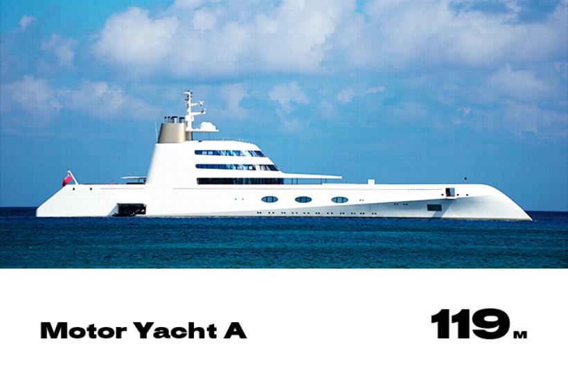 5. Motor Yacht A
