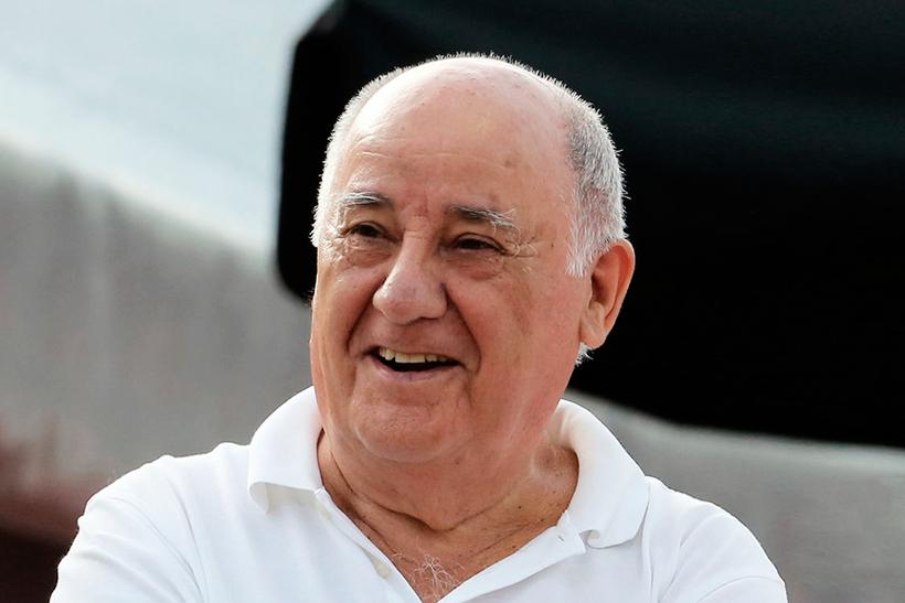 6. Амансио Ортега