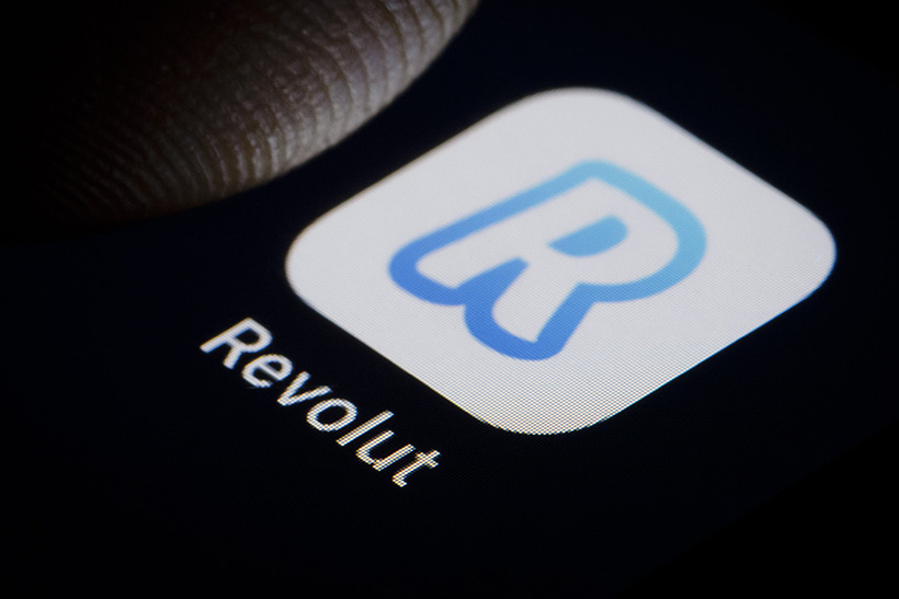 Revolut, онлайн-банк (Великобритания)