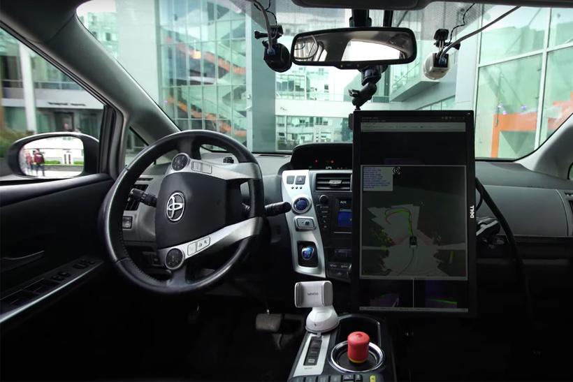 «Яндекс» собрал свой беспилотный автомобиль для CES прямо на месте