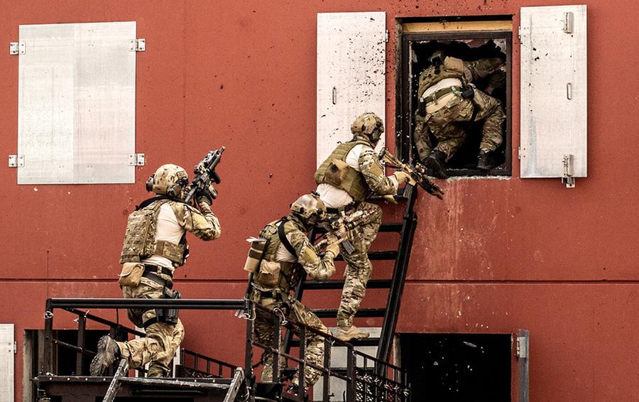 Как изменить себя за 7 дней: экстремальные советы норвежского спецназовца