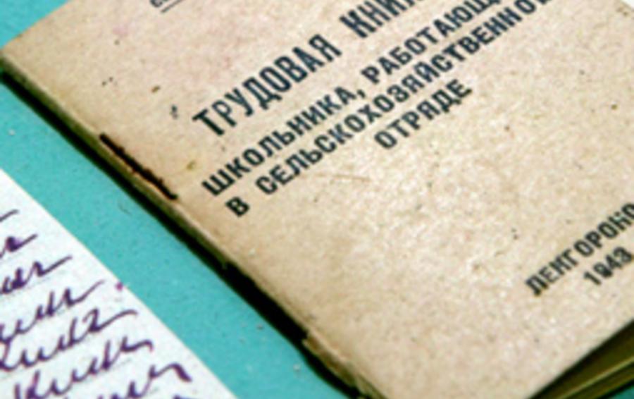 Трудовые книжки со стажем Бирюсинка улица трудовой договор Изумрудная улица