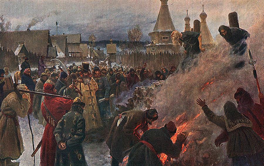 Неизвестное лицо дореволюционного капитализма: какова роль старообрядцев в развитии российской буржуазии