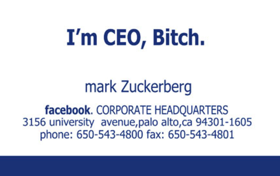 «Я — СЕО, Шерил»: сделкой с Instagram Цукерберг показал, кто хозяин Facebook