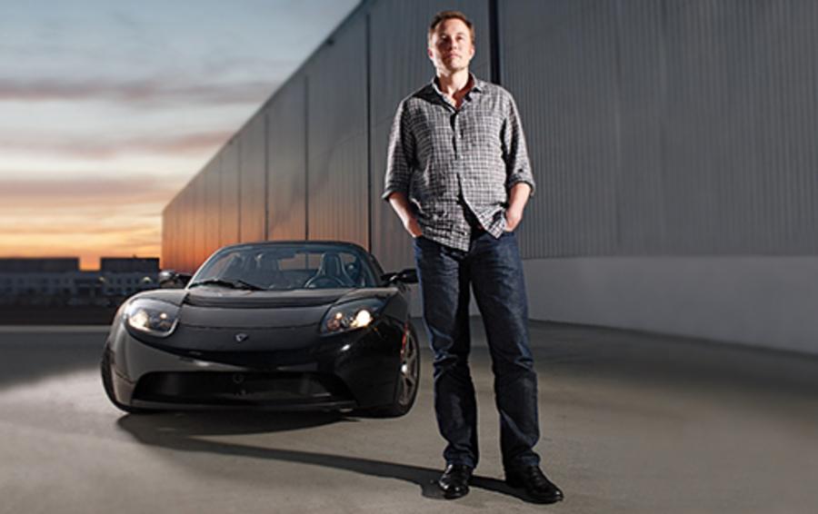 Катушка Tesla: Илон Маск как главный инноватор мира