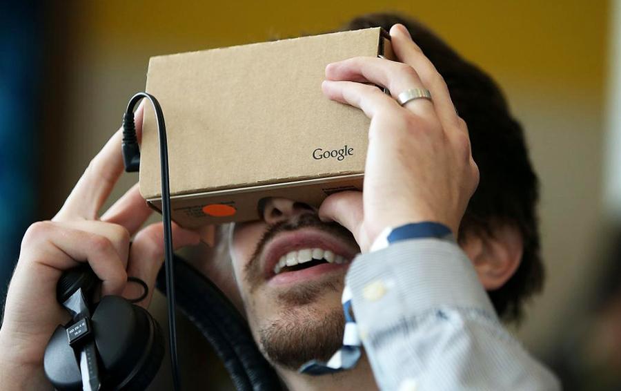 Андрей Дороничев, Google: Массового распространения шлемов виртуальной реальности придется подождать