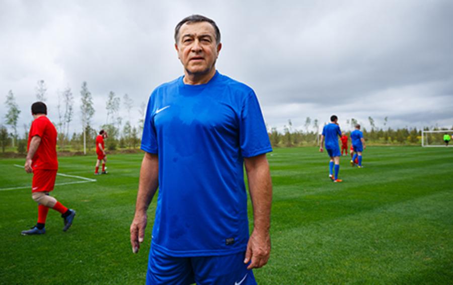 Арас Агаларов: «В 50 лет я начал заниматься боксом»
