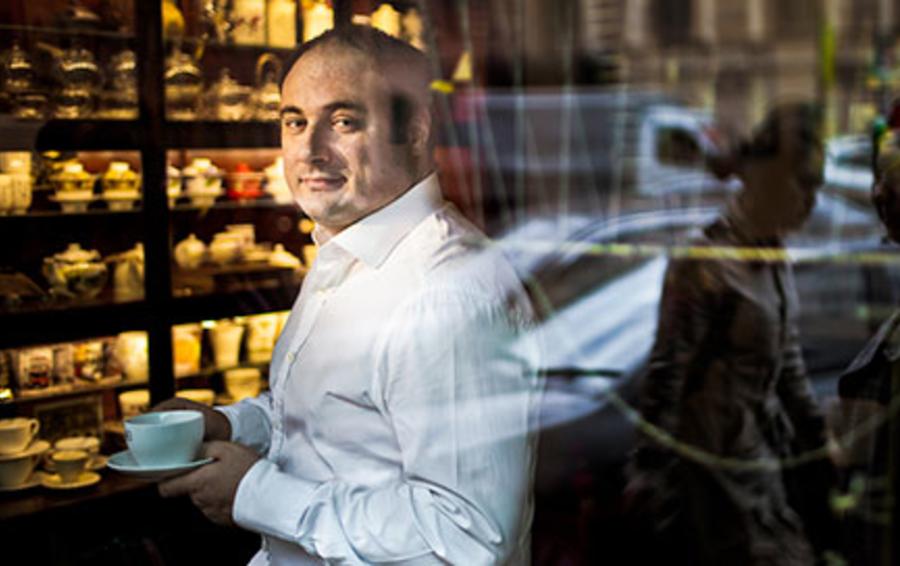 Бизнес на сказке: как основатель сети «Унция» продает чая на $20 млн в год