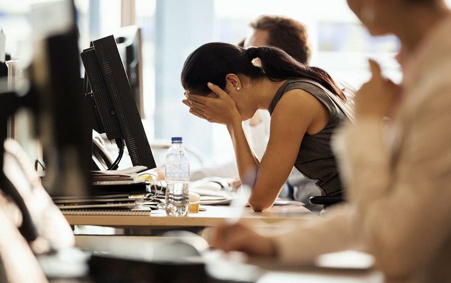 Дотла. Как преодолеть выгорание на работе?