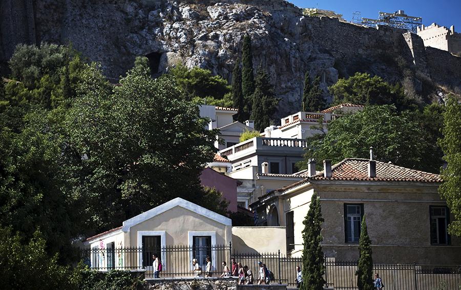 Обзор недвижимости греция