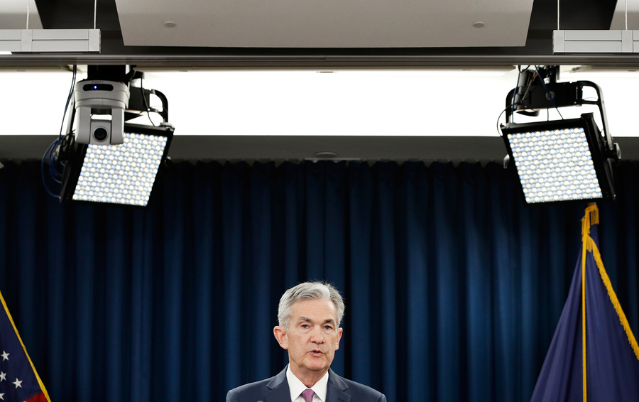 Трамп объявил, что нерад увеличению основной ставки ФРС