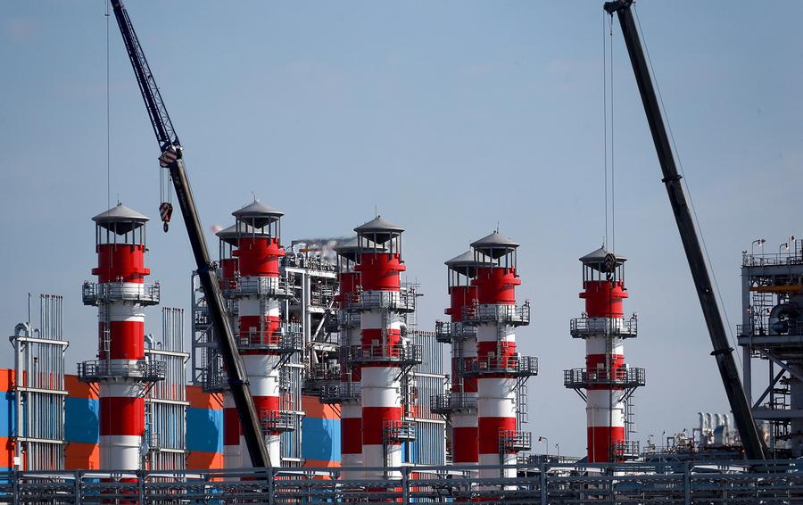 НОВАТЭК впервый раз вистории опередил «Газпром» покапитализации