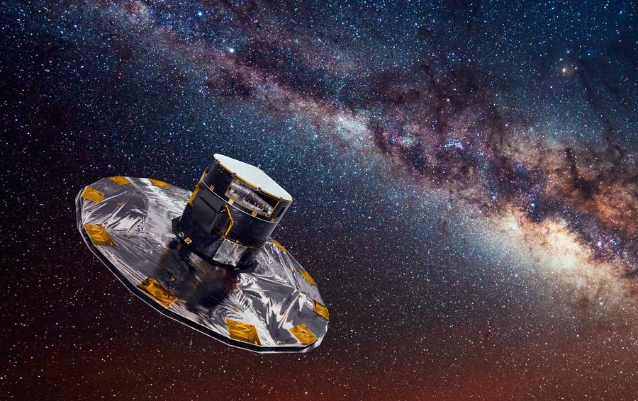 Астрономы выделили группу звезд, которые несвязаны снашей галактикой