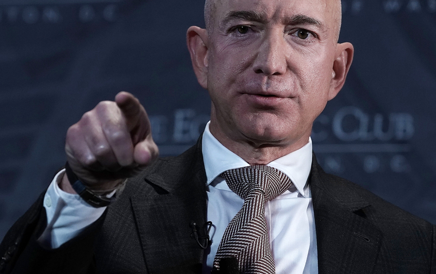 Компания Amazon обошла Apple поцене