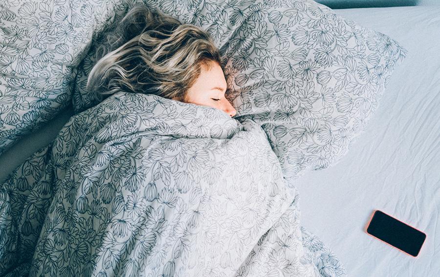 Объятия Морфея. Сколько нужно спать, чтобы быть продуктивным