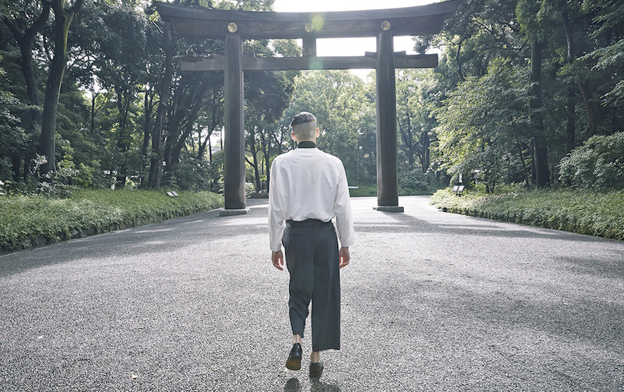 Страна восходящего люкса: японская мода нового образца